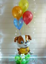 """Подарочный набор """"Весёлый щенок"""""""
