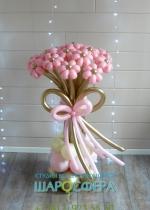 """Букет из 15 цветков """"Розовое золото"""""""