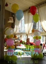 фигуры из шаров для малышей