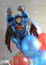 "Шар из фольги ""Супермен"""